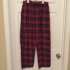 Men's Polo Ralph Lauren Plaid PJ Pants